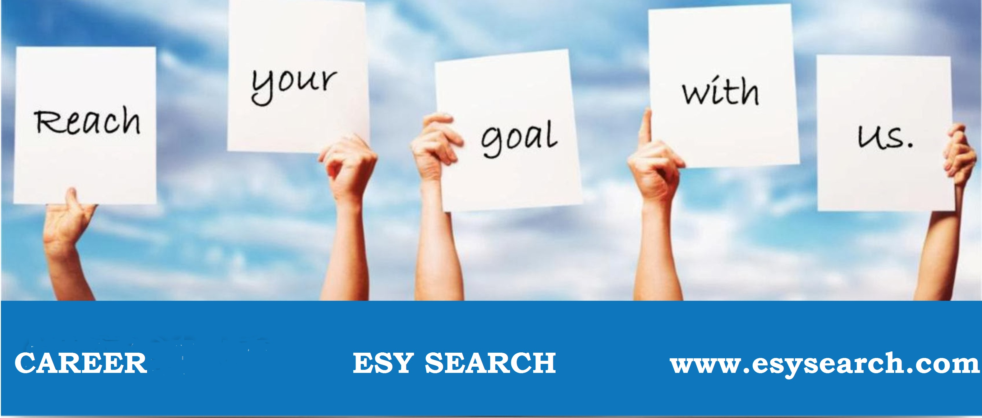 Esy Search Career Banner