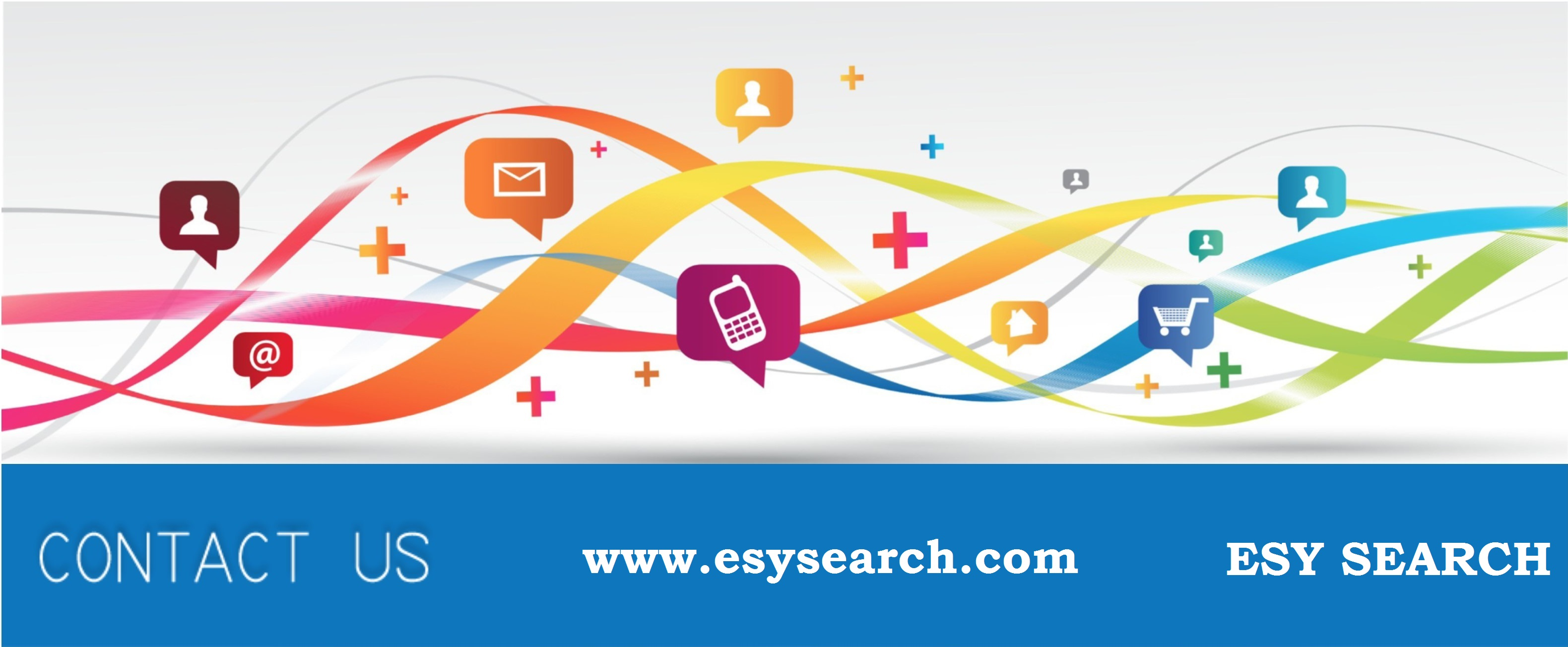 Esy Search Contact Banner